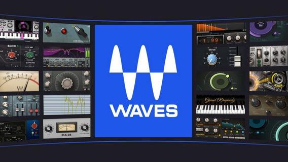 Plugins Da Waves 02/2019 Mac Win Lançamento