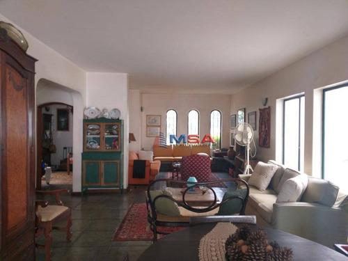 Imagem 1 de 25 de Em Perdizes, Casa Com Piscina, Quintal E Churrasqueira. - Ca0697