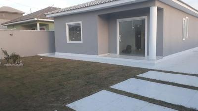 Casa Em Jardim Atlântico Central (itaipuaçu), Maricá/rj De 99m² 3 Quartos À Venda Por R$ 380.000,00 - Ca249583