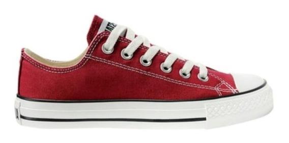 Tenis Converse Lona 100% Original 3 Al 9 Mex Urbano Sneaker