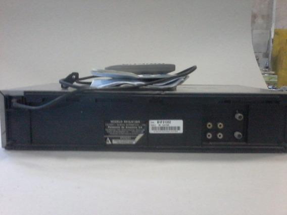 Vídeo Cassete 5 Cabeças Panasonic Sj415br