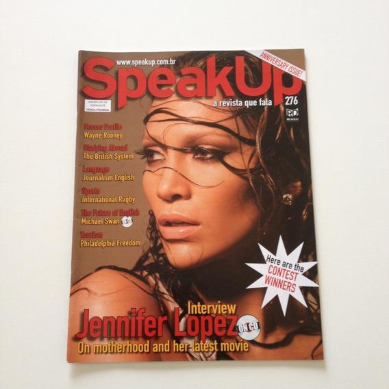 Revista Speakup Jennifer Lopez C285