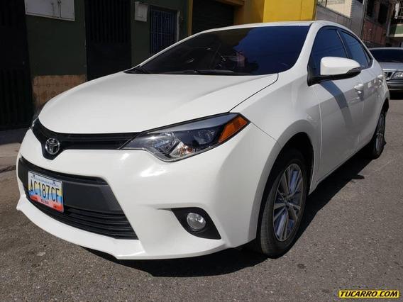 Toyota Corolla Full Equipo