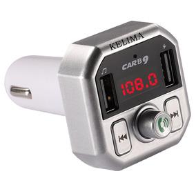 Kelima B9 Carro Transmissor Fm Estojo Bluetooth Dual Porto U