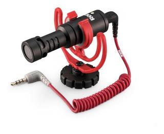 Røde Videomicro Microfono Compacto Para Cámaras Rode