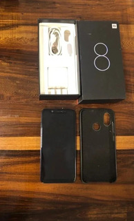 Xiaomi Mi 8 Memoria 64gb / 6gb Ram - Excelente Estado