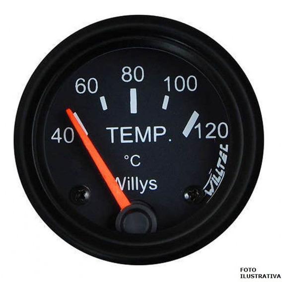 Termometro 40-120a°c 12v P/ - Uso Geral