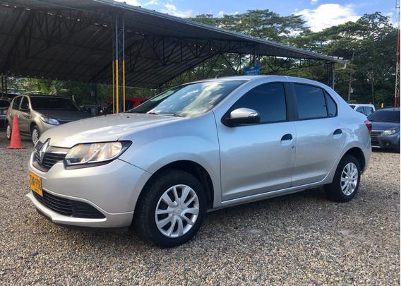 Renault Logan Automático 2017