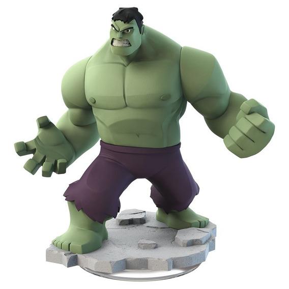 Disney Infinity 2.0 Hulk ( The Avengers) Marvel Super Heroes