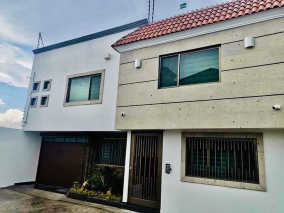 Casa Nueva En Toluca. Acabados De Primera