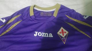 Camisa Fiorentina 2015 Home Joma M #23 Pasqual Pronta Entr