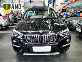Bmw X1 2.0 16v Turbo Gasolina Sdrive20i X-line 4p