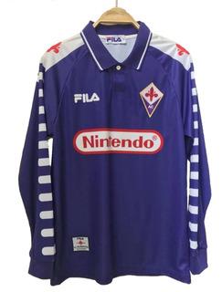 Fiorentina 1998-1999 Batistuta M. Longa 15-40 Dias P/entrega