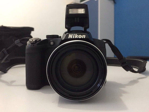 Câmera Nikon P510