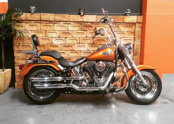Harley Davidson Softail Fatboy 2014