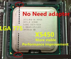 Processador Intel Xeon X5450 3.00 Ghz 12m Lga 775 Mod.¨