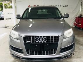 Audi Q7 3.0 Elite Quattro Tiptronic 2011