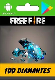 100 Diamantes Freefire +110 De Regalo Con Tu Primera Compra