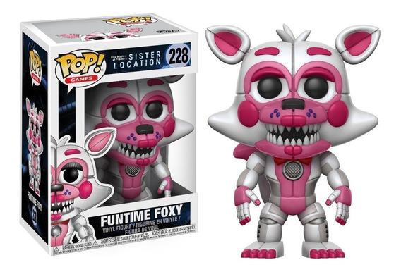 Funko Pop! Five Nights At Freddys - Funtime Foxy #228