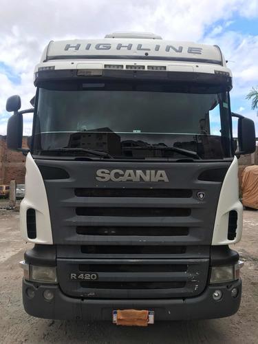 Imagem 1 de 15 de Scania R420