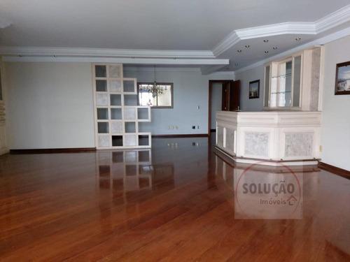 Apartamento A Venda No Bairro Barcelona Em São Caetano Do - 886-1