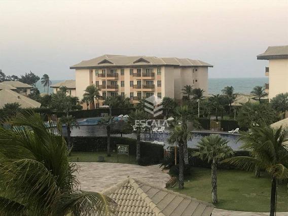 Apartamento Com 1 Dormitório Para Alugar, 39 M² Por R$ 250,00/dia - Cumbuco - Caucaia/ce - Ap1714