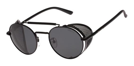 Oculos Ogrife Solar Masculino Og 1556-c Polarizado Metal