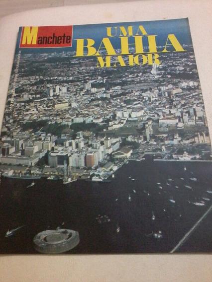 Fascículo Da Revista Manchete Especial Bahia Salvador.