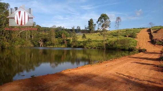 Terreno Rural À Venda Com Escritura, Pedra Bela, Pedra Bela. - Te0026