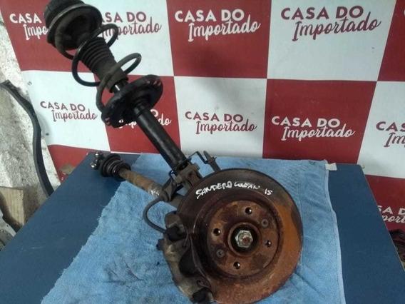 Telescópios Amortecedor Sandero Logan 2015