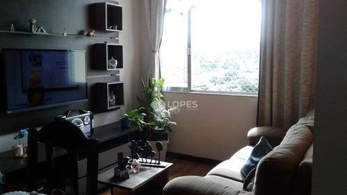 Apartamento Com 2 Dormitórios À Venda, 55 M² Por R$ 180.000,00 - Fonseca - Niterói/rj - Ap34888