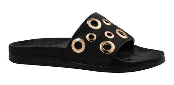 Gosh Zapatos Sandalias Anillos Piso Liso Casual 0378401
