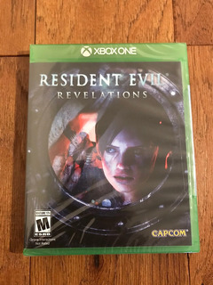 Resident Evil Revelation Xbox One Fisico Nuevo
