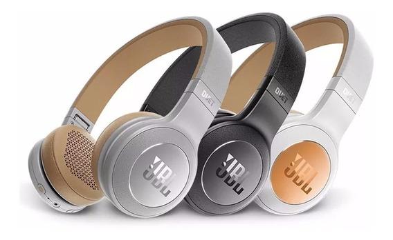Fone De Ouvido Headphone Jbl Duet Bt Sem Fio Com Microfone