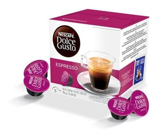 Kit De Cápsulas Dolce Gusto Espresso - 48 Cápsulas