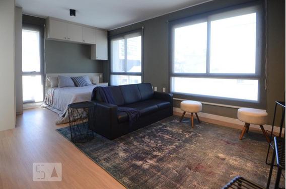 Apartamento Para Aluguel - Cidade Baixa, 1 Quarto, 50 - 892982012