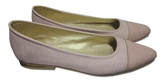 Zapatos Stilettos Chatitas Punta Moda Talles Del 35 Al 44