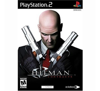 Hitman Contracts - Ps2 Original Caja Abierta