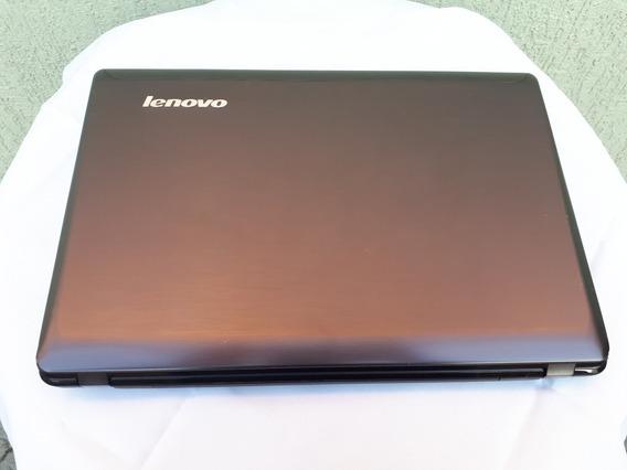 Notebook Lenovo Z470, Intel I3, 4gb De Memória
