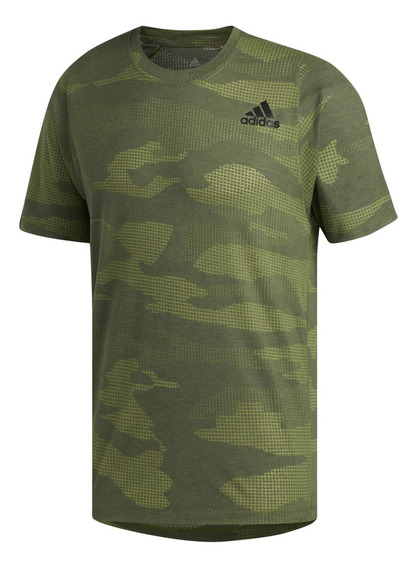 Remera adidas Training Burnout Hombre Mi/vd