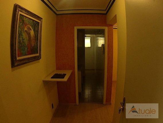 Apartamento Residencial Para Locação, Botafogo, Campinas - Ap3765. - Ap3765