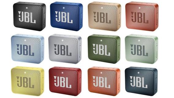 Jbl Go 2 Original A Prova D