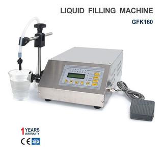 Máquina Llenadora Y Envasado De Líquidos Llenado De Botellas