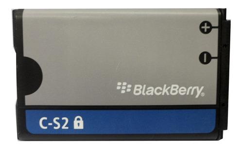 Imagen 1 de 7 de Bateria Original Blackberry C-s2 3.7v 1150mah (2015) E3042