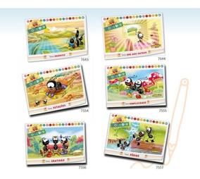 Kit Livros Para Colorir Smilinguido Com 6 Diferentes