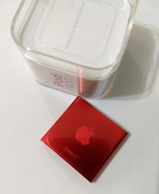 iPod Nano 6 16gb Red Raridade - Estado Novo - Parc - Fddw9