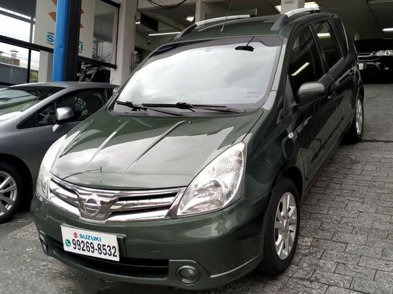 Nissan Livina - 2013/2014 1.6 S 16v Flex 4p