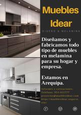 Diseño Y Fabricación De Muebles En Melamina - Arequipa