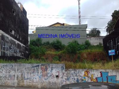 Terreno Para Venda Em Ferraz De Vasconcelos - Te00021 - 32686953