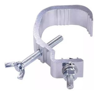 Clamp Para Luces Aluminio Con Tornillo